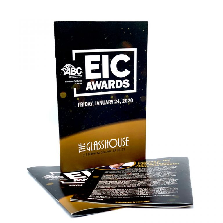 ABC Nor Cal EIC Awards Program