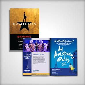 Broadway San Diego Brochure