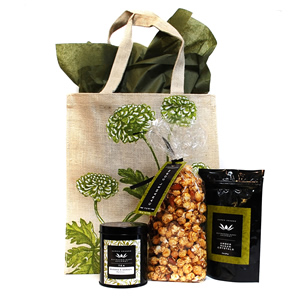 Extraordinary Desserts - Bag, Popcorn, Jar