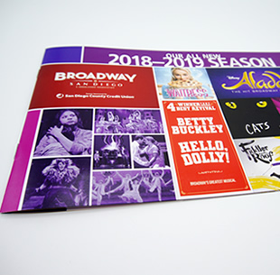 Broadway San Diego 2018-19 Brochure