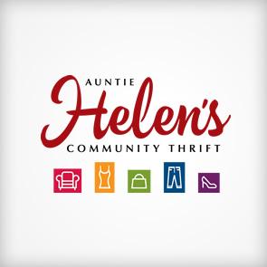 Auntie Helens Logo