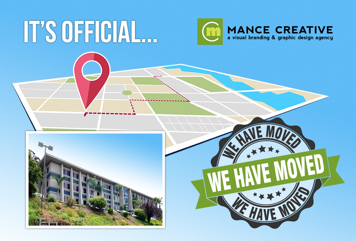 It's Official… We've Moved!