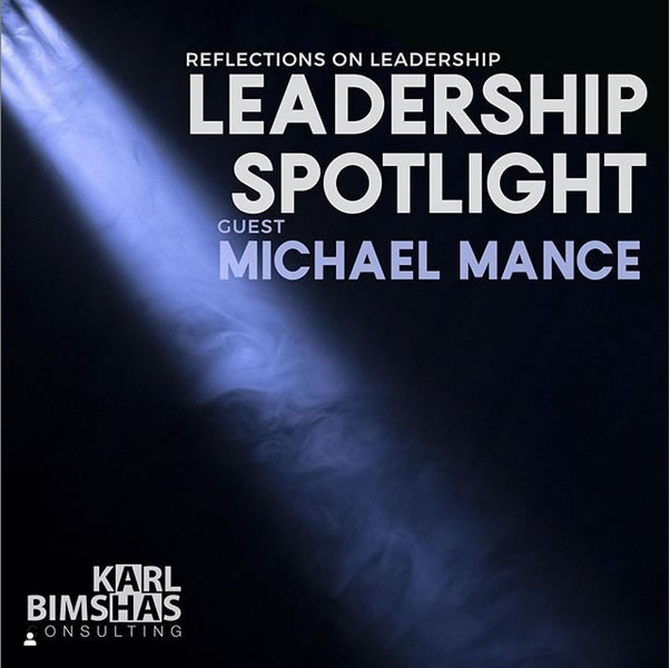 Featured Podcast with Michael Mance