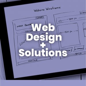Web Design and Solutions