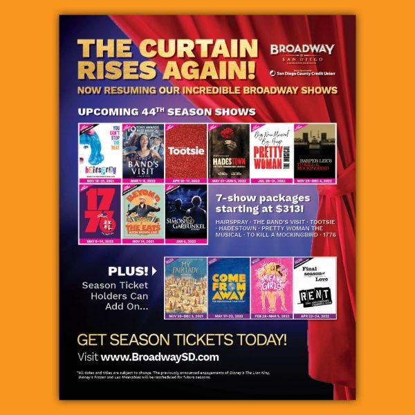 The Curtain Rises Again!